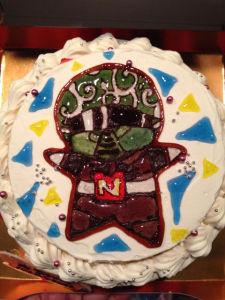 ナマラボイドケーキ | スタッフのお誕生日にいただきました。