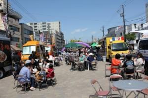 ストリートフェスティバル | 2014-5-25