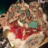 一周年記念のケーキ